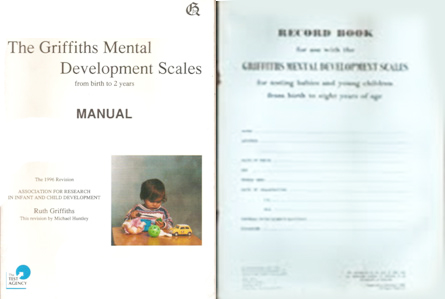 The Griffith Mental Development Scales (GMDS)